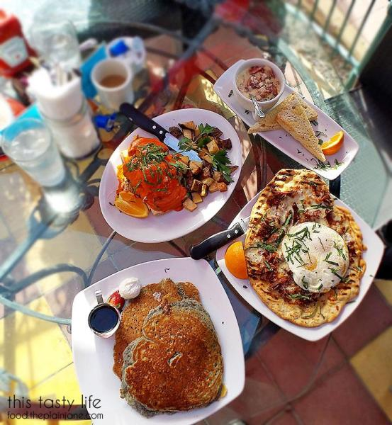 Brunch at Parkhouse Eatery | University Heights - San Diego, CA | This Tasty Life - http://food.theplainjane.com