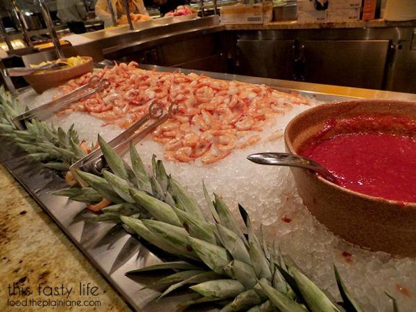 Salad Station | The Buffet at Harrah's Rincon Casino