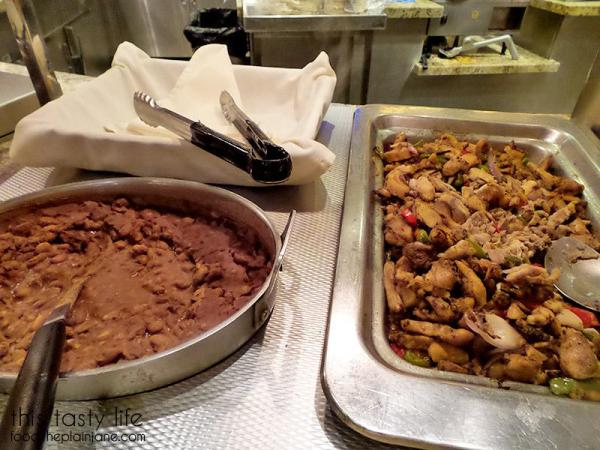 Mexican | The Buffet at Harrah's Rincon Casino