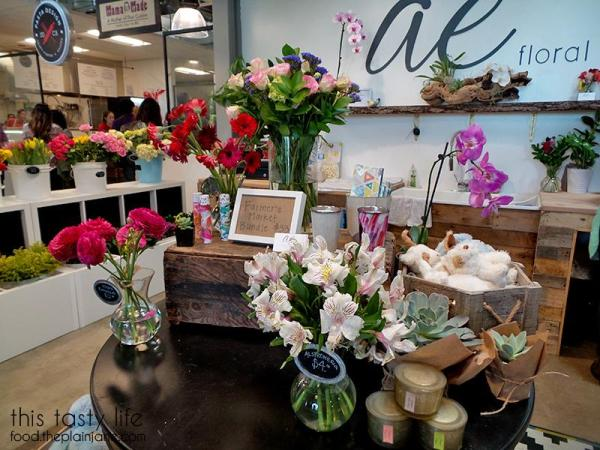 AE Floral | Liberty Public Market | Libtery Station - San Diego, CA