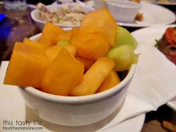 Fruit cup | The Cafe at Harrah's Rincon Casino | Valley Center, CA