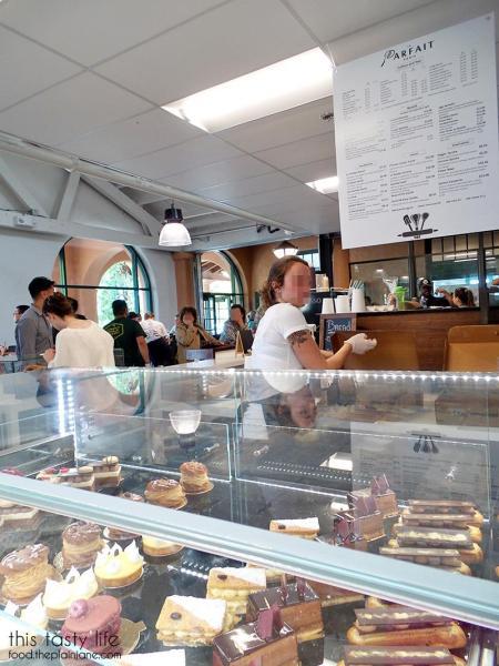 Le Parfait Paris at Liberty Public Market | Libtery Station - San Diego, CA