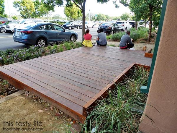 Outdoor Decks at Liberty Public Market | Libtery Station - San Diego, CA