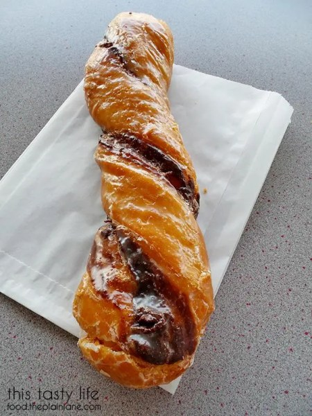 Tiger Tail Donut | Modoo Donuts | Buena Park, CA