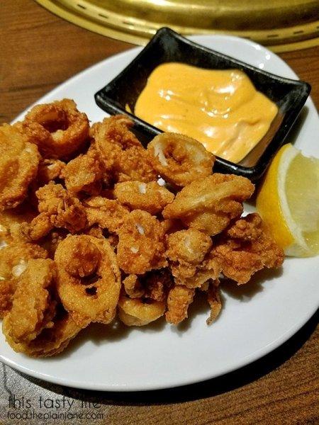 Fried Calamari | Gyu-Kaku Japanese BBQ - Scripps Ranch / San Diego, CA