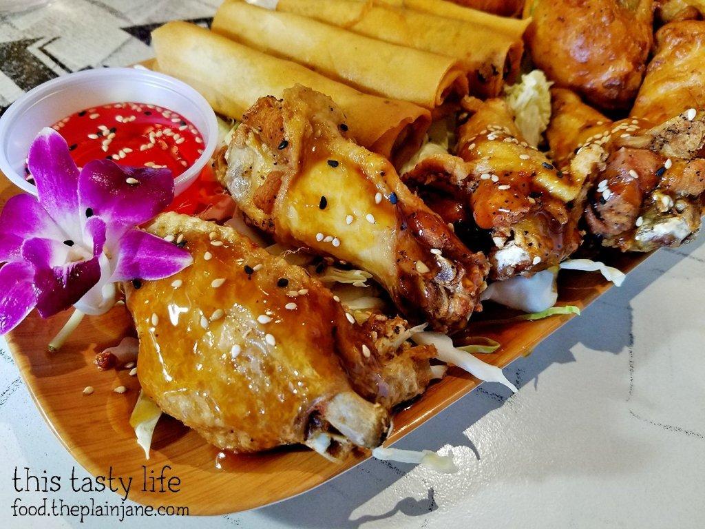 Chicken Wings + Lumpia | Matua's Sushi Bar and Islander Grill - Chula Vista, CA