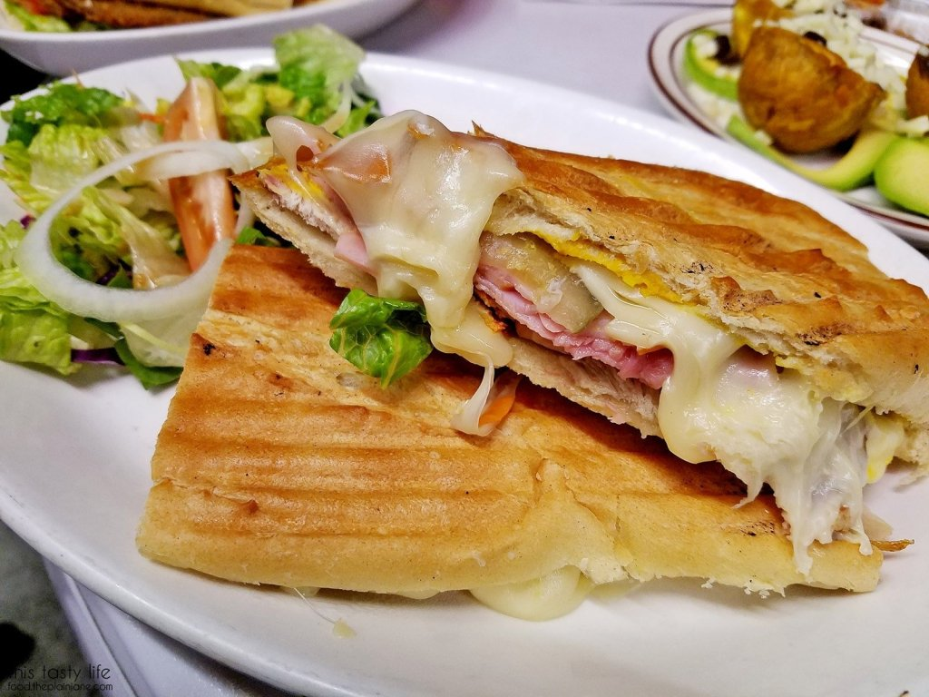 Cuban Sandwich | Tropical Star Restaurant - San Diego, CA