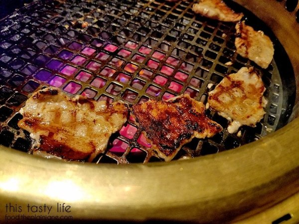 Grilled Pork Belly | Gyu-Kaku Japanese BBQ - Scripps Ranch / San Diego, CA
