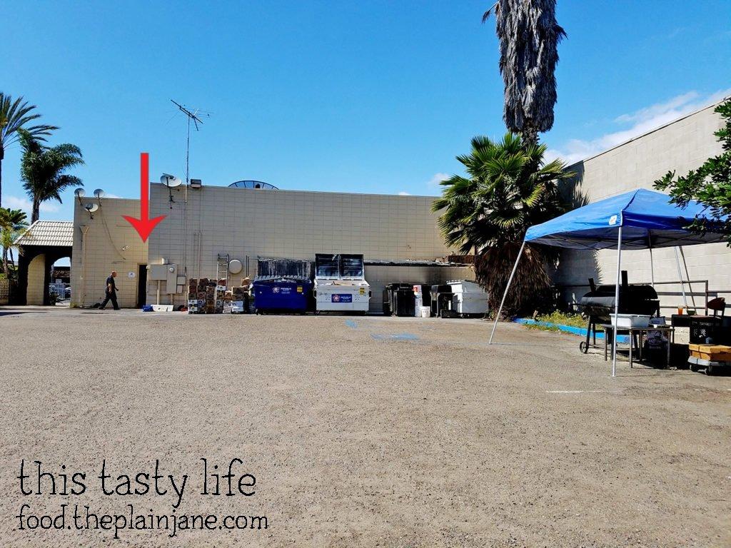 Back Entrance | Matua's Sushi Bar and Islander Grill - Chula Vista, CA