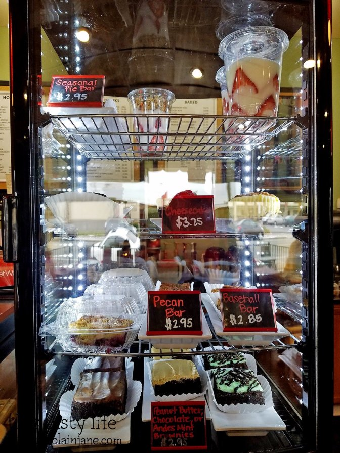 Desserts at Bear Buns Bakery | Serra Mesa, San Diego, CA