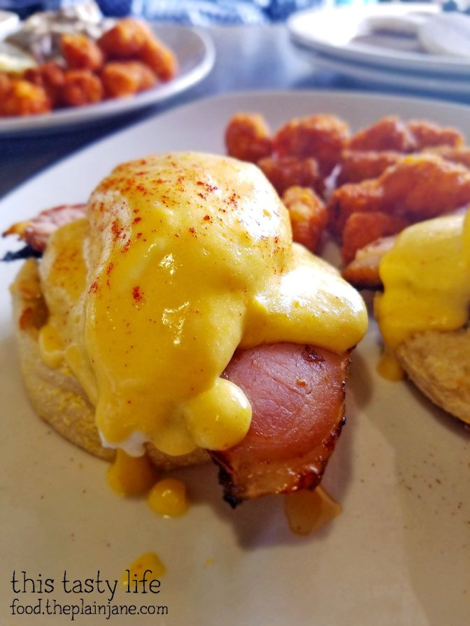 Arnold Palmer Eggs Benedict - Gustatory | Coronado, CA