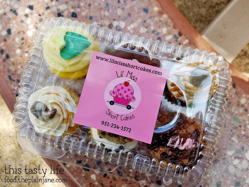 Cupcakes from Lil' Miss Short Cakes   San Diego, CA
