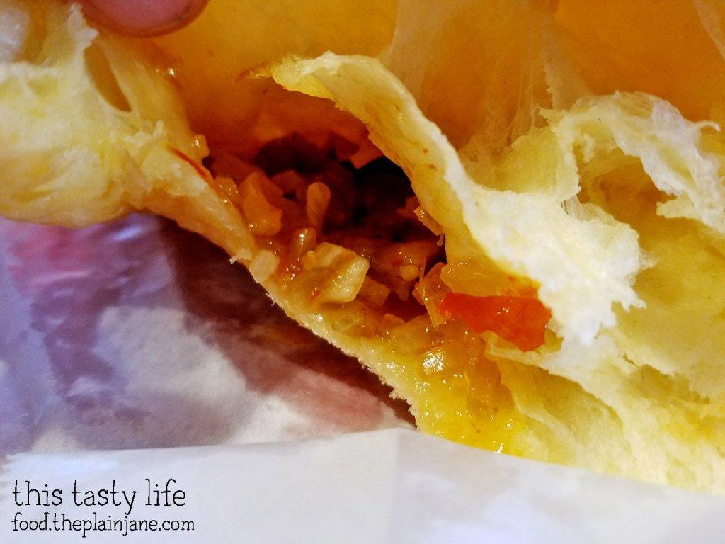 Pepper Pig Croissant at Bear Buns Bakery | Serra Mesa, San Diego, CA