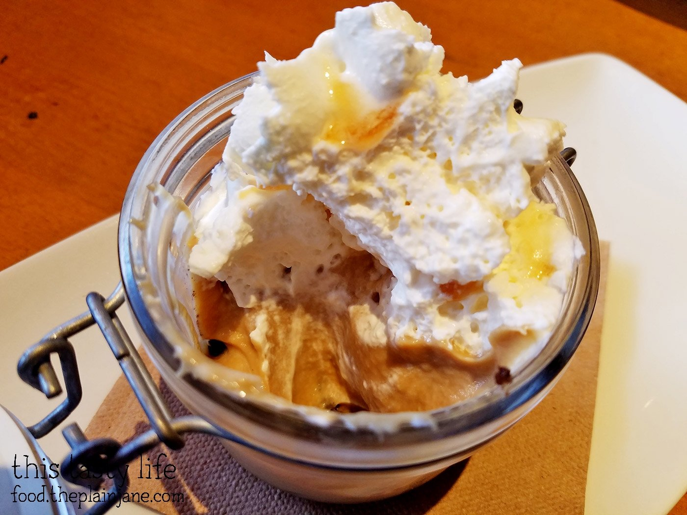 California Pizza Kitchen Dessert there's more than just pizza at california pizza kitchen - this