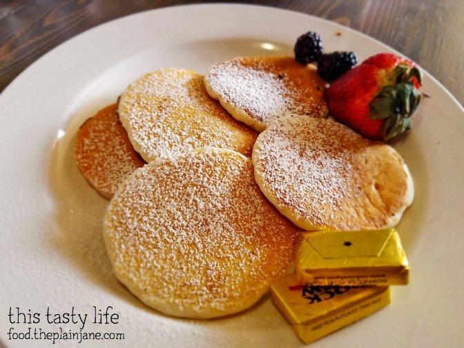 Silver Dollar Pancakes - Gustatory | Coronado, CA