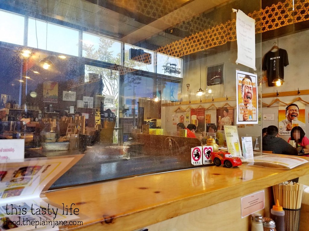 Bar Seating at Yakitori Yakudori & Ramen in Kearny Mesa / San Diego, CA