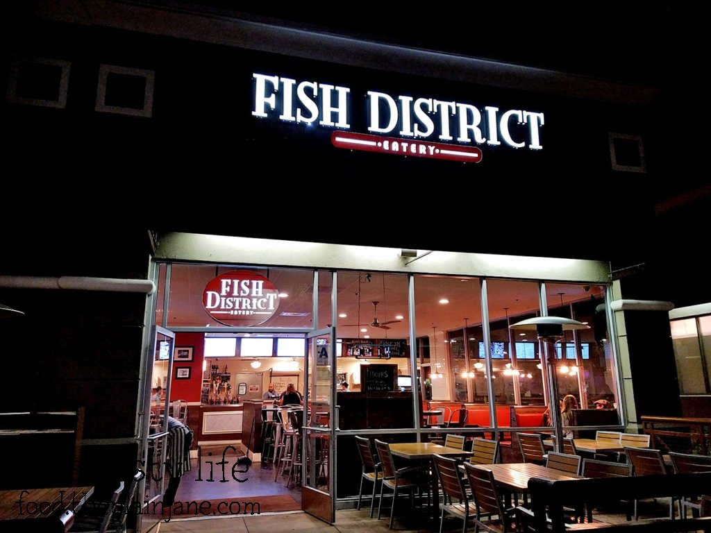Fish District Eatery | San Diego, CA