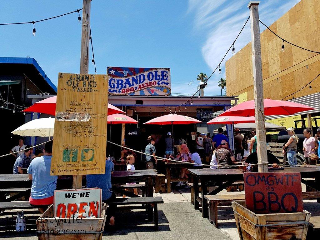 Grand Ole BBQ y Asado | North Park - San Diego, CA
