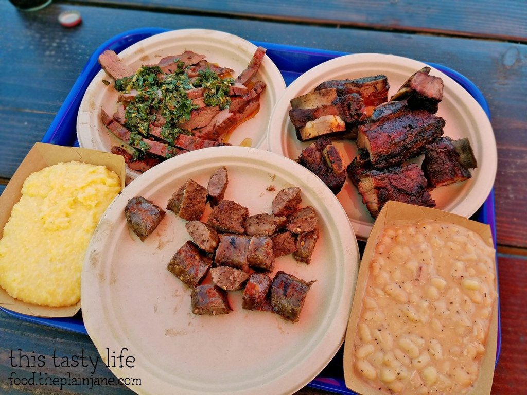 Sunday BBQ at Grand Ole BBQ y Asado | North Park - San Diego, CA