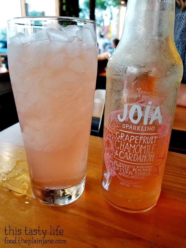 Sparkling Grapefruit Soda | Encontro North Park - San Diego, CA