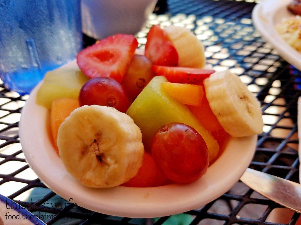 Fruit Cup at Shirley's Kitchen | La Mesa