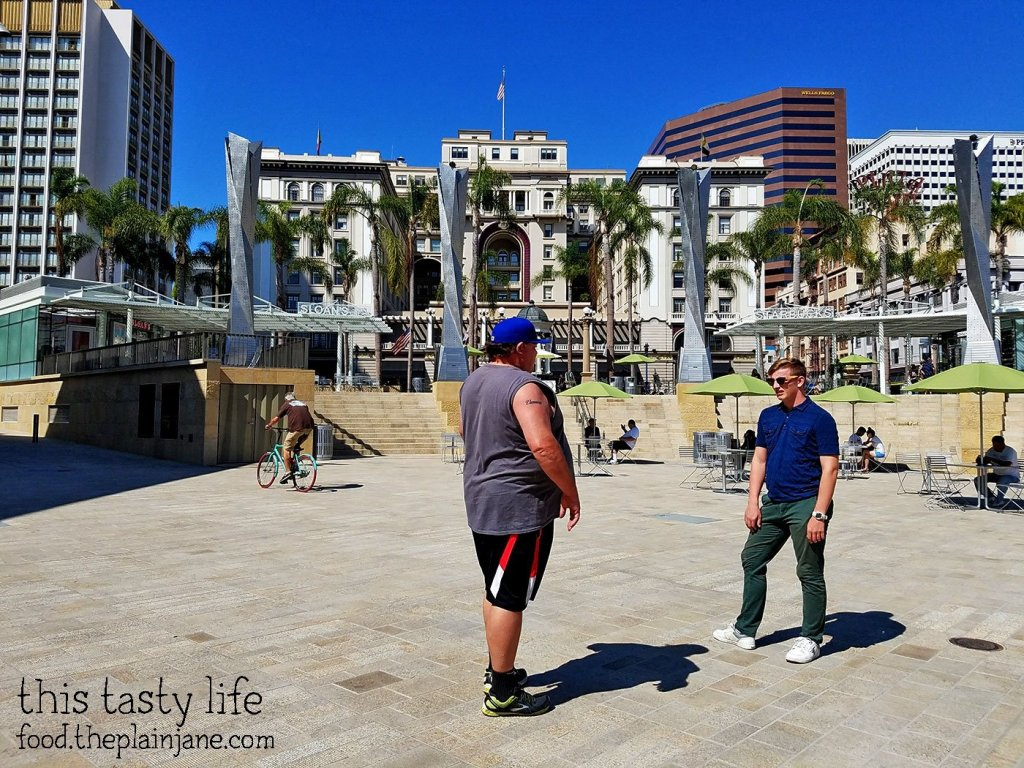 Horton Plaza Park | San Diego, CA