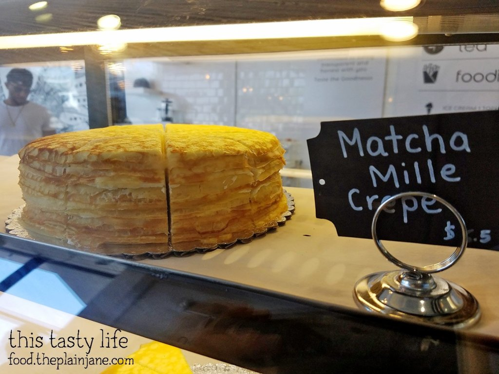mille-crepe