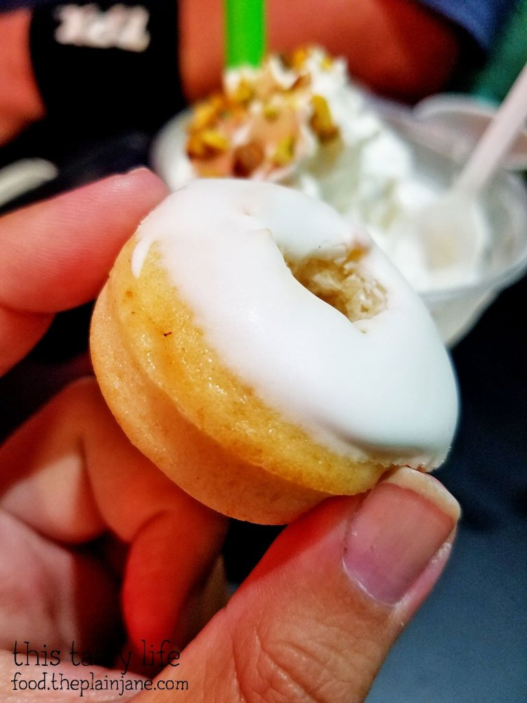 Mini Baked Donut - Great Shakes | Palm Springs, CA