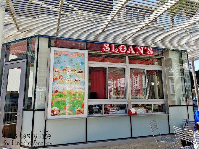 Sloan's Ice Cream   San Diego, CA