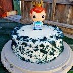 Jake's Birthday Cake!