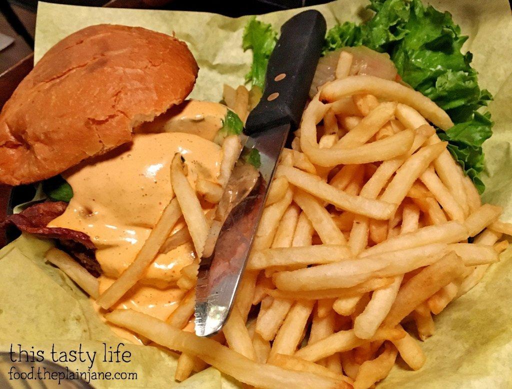 ABC Burger at Brian's 24 | San Diego, CA