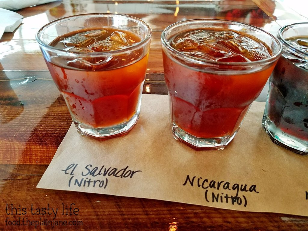 Cold Brew Flight - The King's Craft Coffee Co / Poway, CA