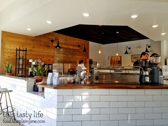 Interior - The King's Craft Coffee Co / Poway, CA
