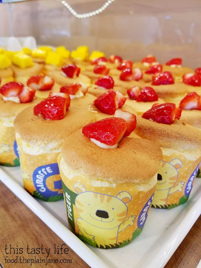 Little Cakes at Sunmerry Bakery - Irvine, CA