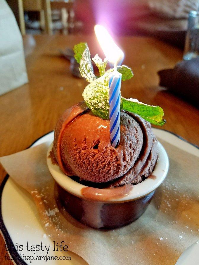 Birthday Gelato   Monello - San Diego, CA