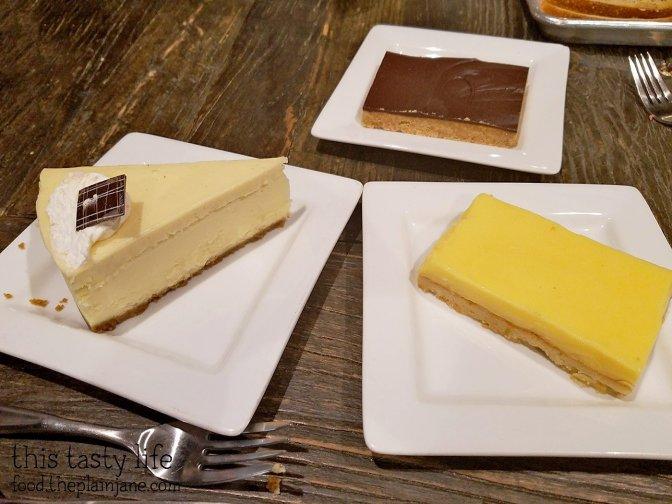 Desserts at Brothers Provisions   Rancho Bernardo, CA