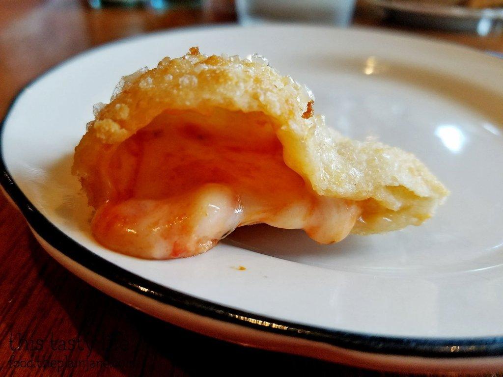 Fried Calzone | Monello - San Diego, CA