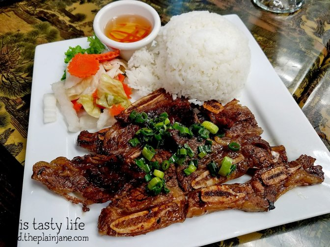 Korean BBQ Short Ribs | Pho Nam Cali - National City, CA