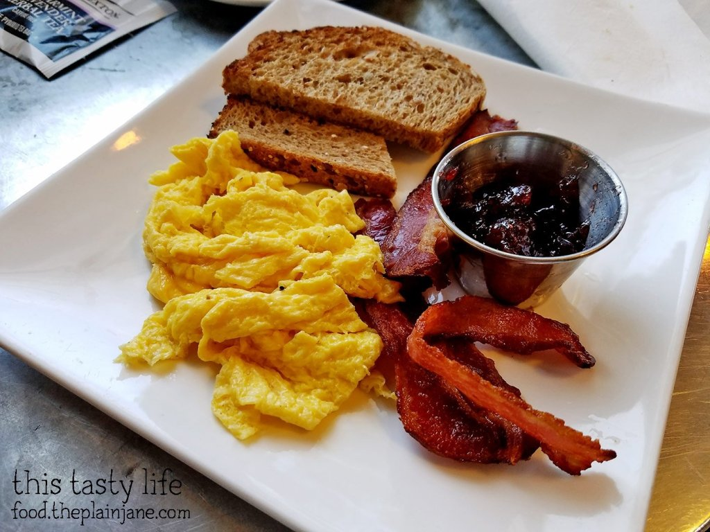 Kids Breakfast Plate at Tourist Home Urban Market | Flagstaff, AZ