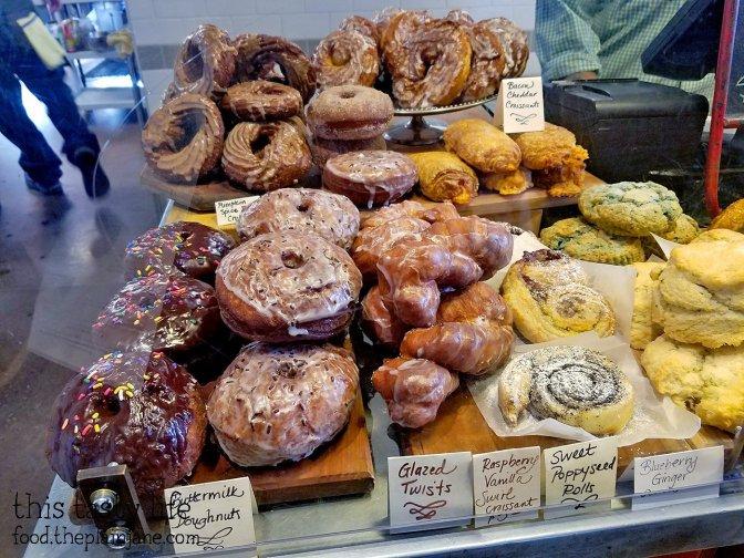 Donuts!! at Tourist Home Urban Market   Flagstaff, AZ