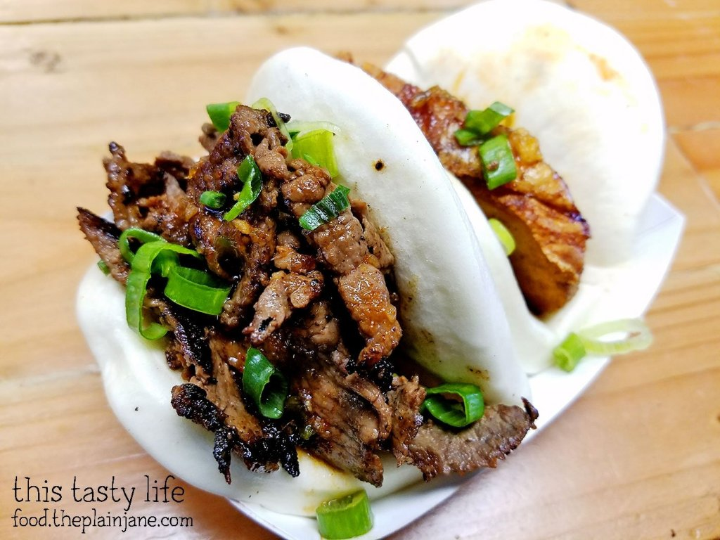 Bulgogi Bao Bun at Baguette Bros | San Diego, CA | This Tasty Life