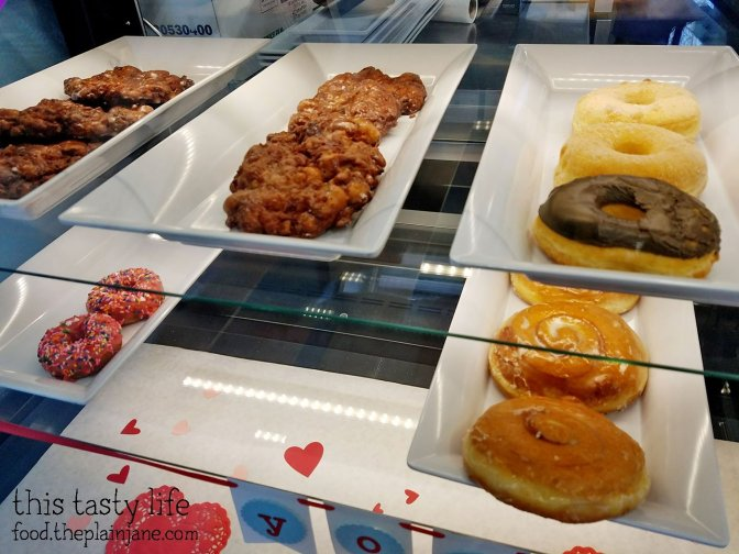 Donuts at Treet Ice Cream Sandwiches | San Diego, CA | This Tasty Life