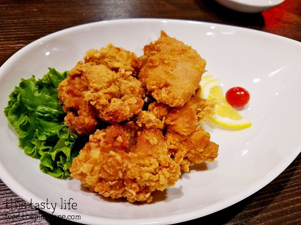 Karaage Fried Chicken at Menya Ultra | San Diego, CA