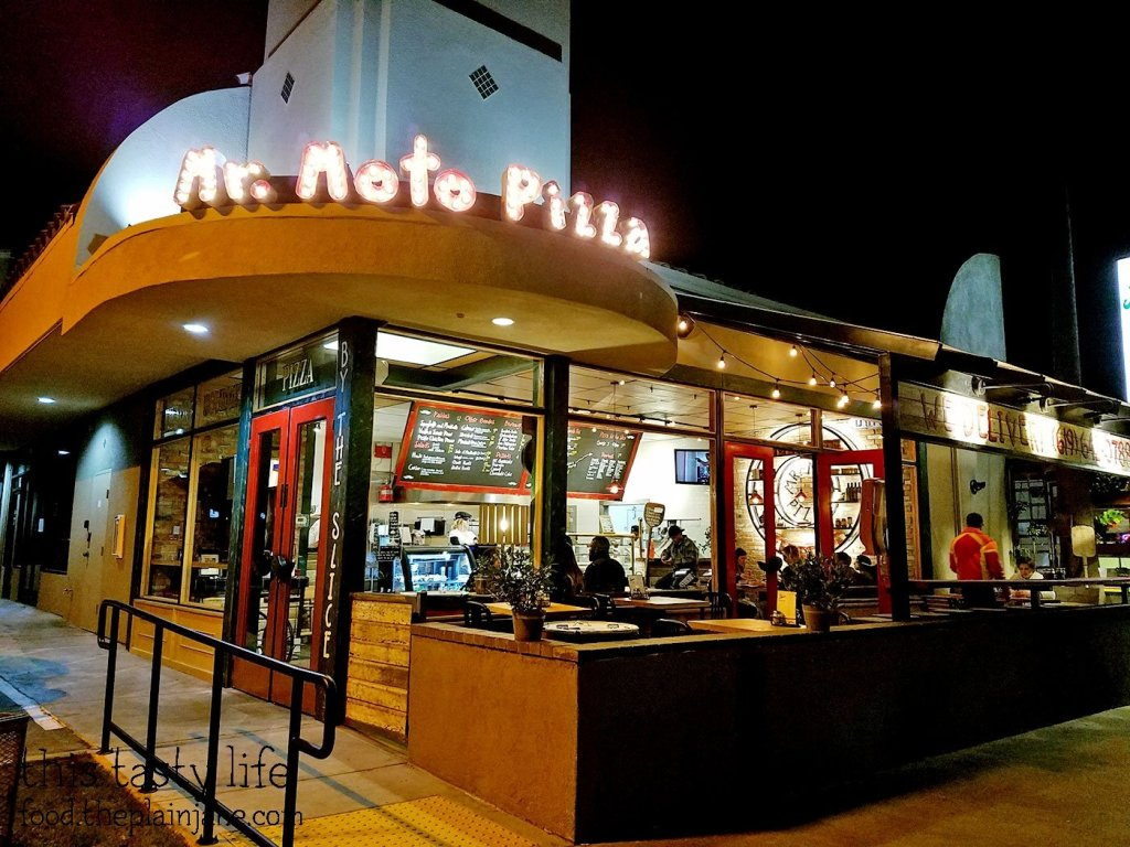 Mr. Moto Pizza - North Park, San Diego - This Tasty Life