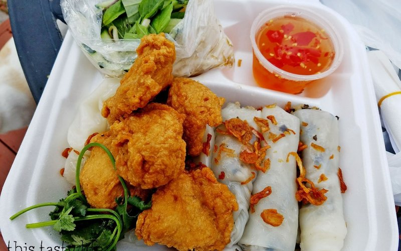 Phuong Nga Banh Cuon | San Diego, CA | This Tasty Life