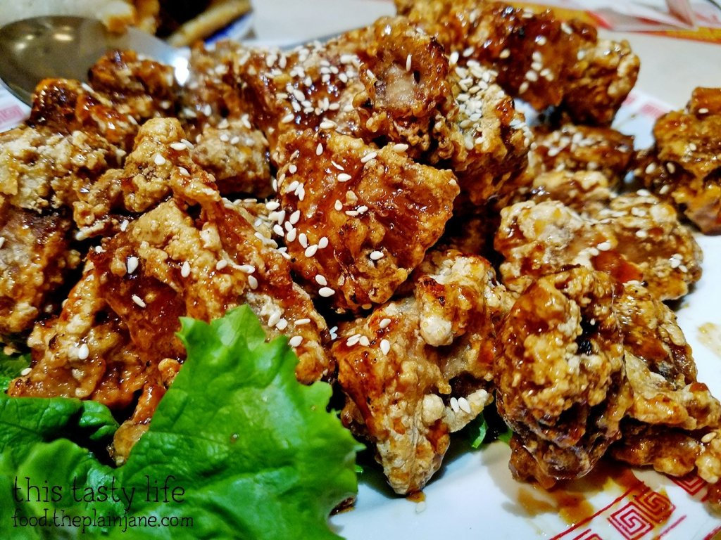 Honey with Spareribs at Peking Restaurant | Westminster, CA