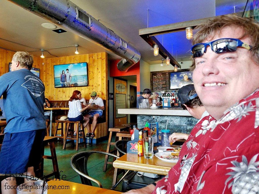 Interior at Pillbox Tavern | Solana Beach - San Diego, CA