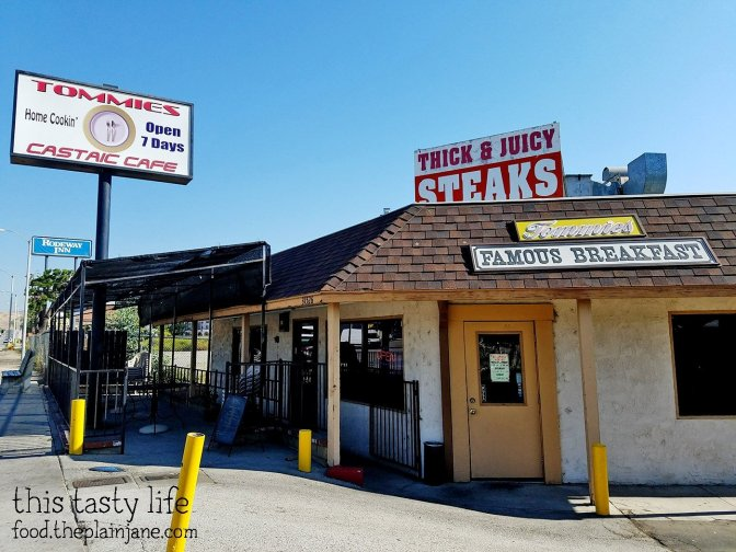 Tommie's Castaic Cafe