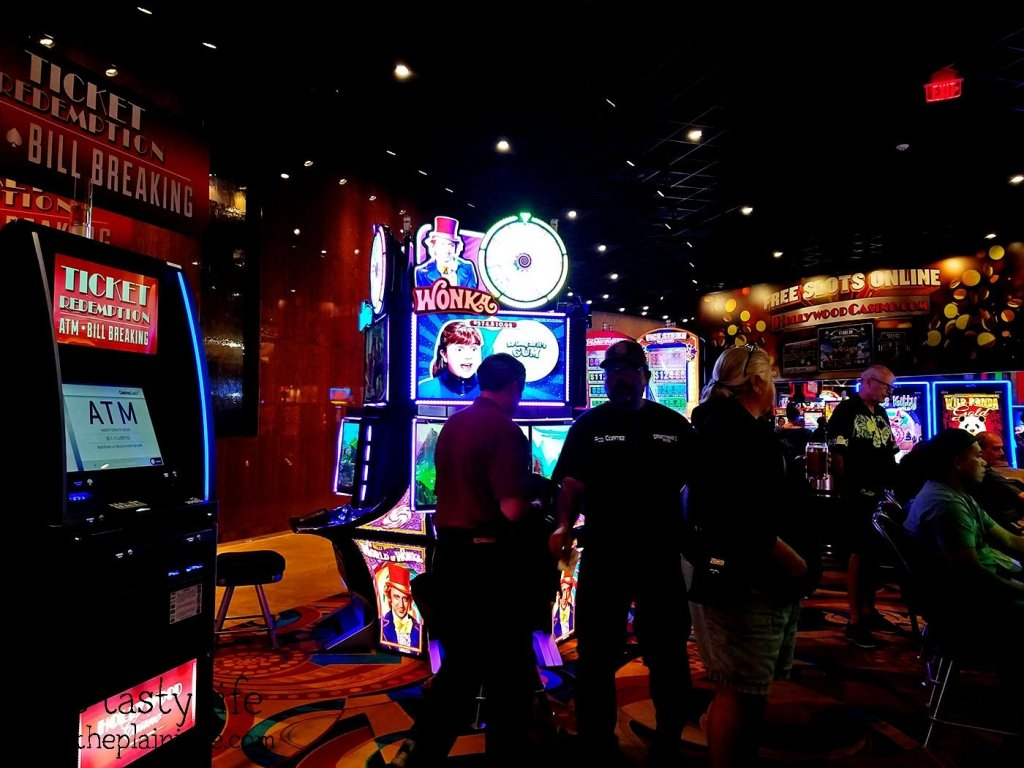 Wonka Slots at Hollywood Casino Jamul