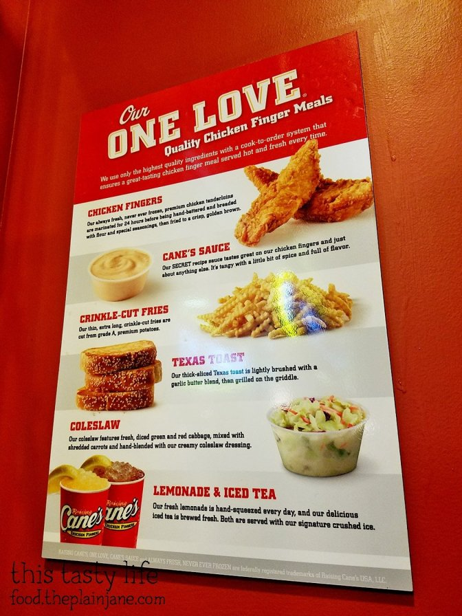 Chicken Fingers Poster